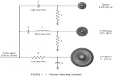 electric circuit filters speakers