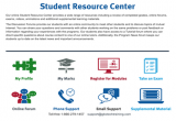 student resource centre